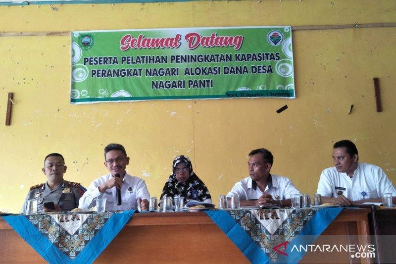 14 pedagang TWA Rimbo Panti ternyata legal, dapat restu