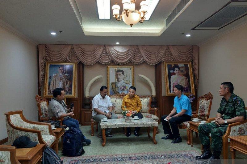 Thailand memberikan layanan haji gratis kepada masyarakat Muslim