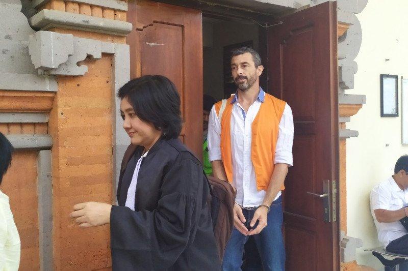 Konsultan Pertamanan asal Prancis divonis empat tahun penjara