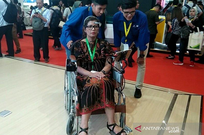 """""""Mindy Wheelchair"""" karya PCR tampil di IPA Convex ke-43"""