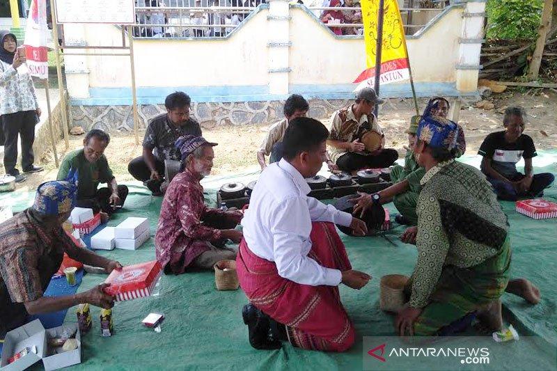 Wabup Sukamara: Pertahankan dan jangan pernah tinggalkan adat istiadat kita