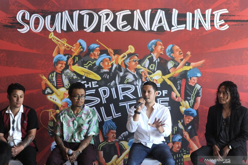 Ini daftar penampil hari pertama Soundrenaline 2019