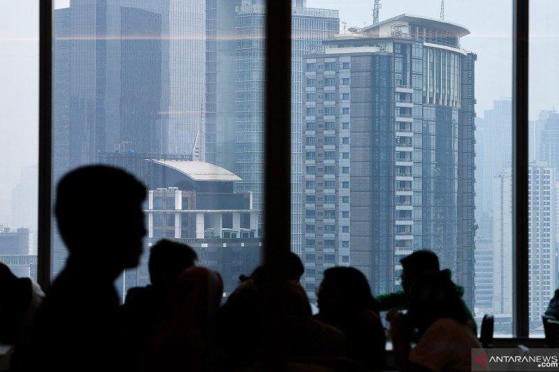 Jakarta peringkat ketiga dari 89 kota besar terpolusi di dunia