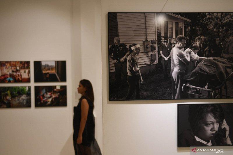 Foto-foto pemenang The World Press Photo dipamerkan di Jakarta