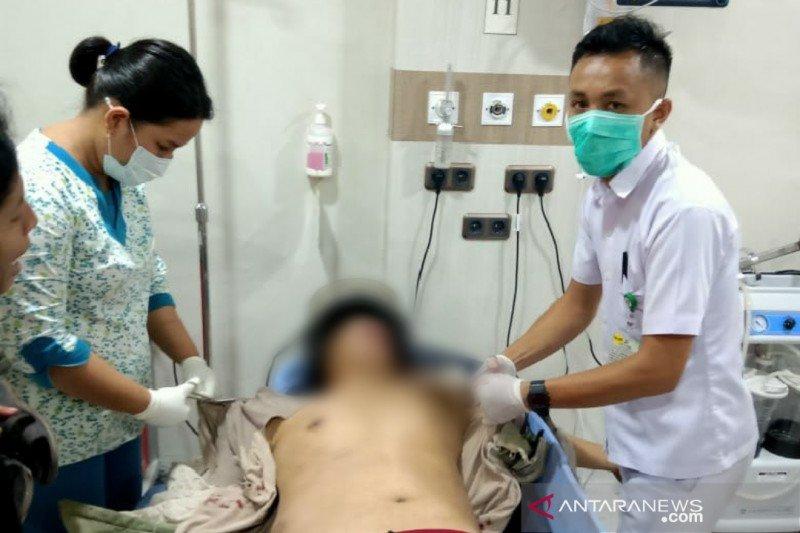 Kasubbag Humas Polres Langkat meninggal setelah alami kecelakaan korban tabrak lari