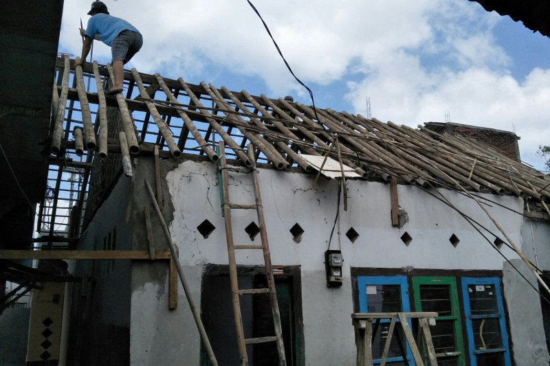 Solok Selatan Mendapat Tambahan Bantuan Rumah 100 Unit