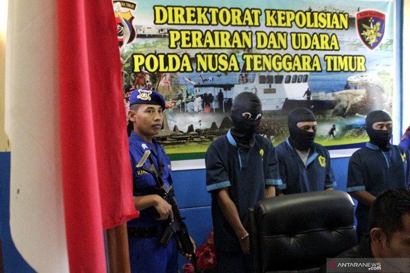 Polisi tangkap pria asal Sulawesi Selatan yang simpan bahan peledak