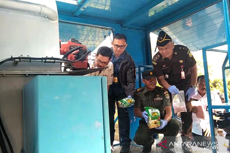 Polres Jakarta Barat musnahkan narkoba senilai Rp50 miliar