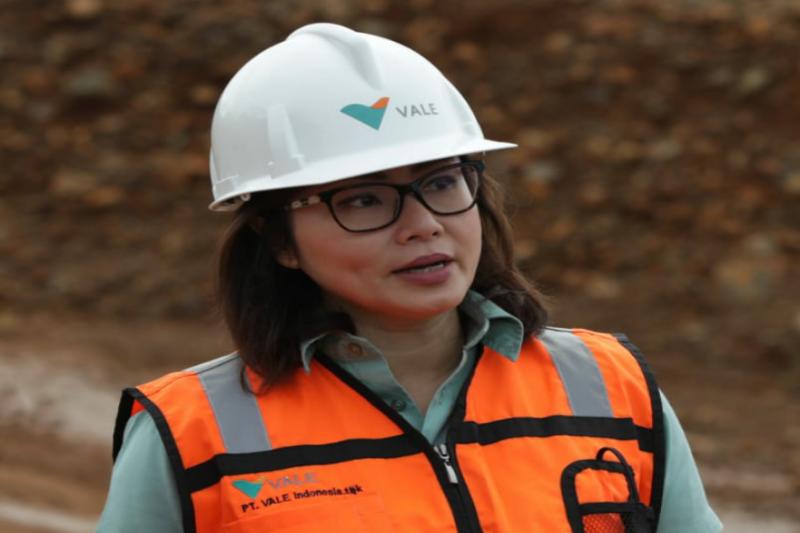 "Deputi CEO PT Vale raih ""Asia's top sustainability superwomen"""