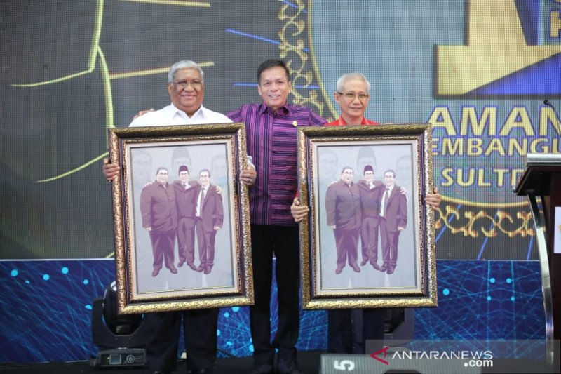 Satu tahun, DPRD apresiasi kepemimpinan Ali Mazi-Lukman Abunawas