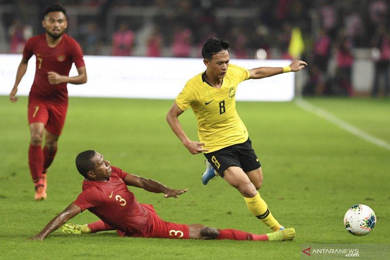 Kericuhan suporter, Indonesia akan dilaporkan ke FIFA