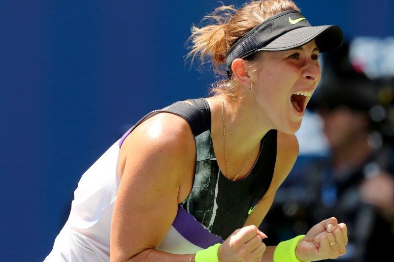 Belinda Bencic maju ke semifinal pertamanya di US Open