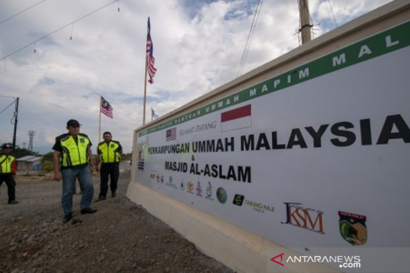 Bantuan Malaysia untuk korban bencana