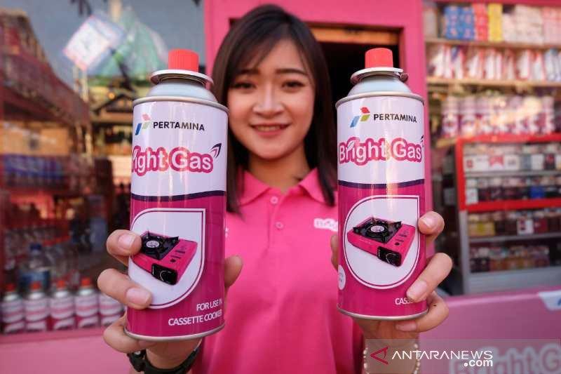 Pertamina pasarkan Bright Can di Dataran Tinggi Dieng