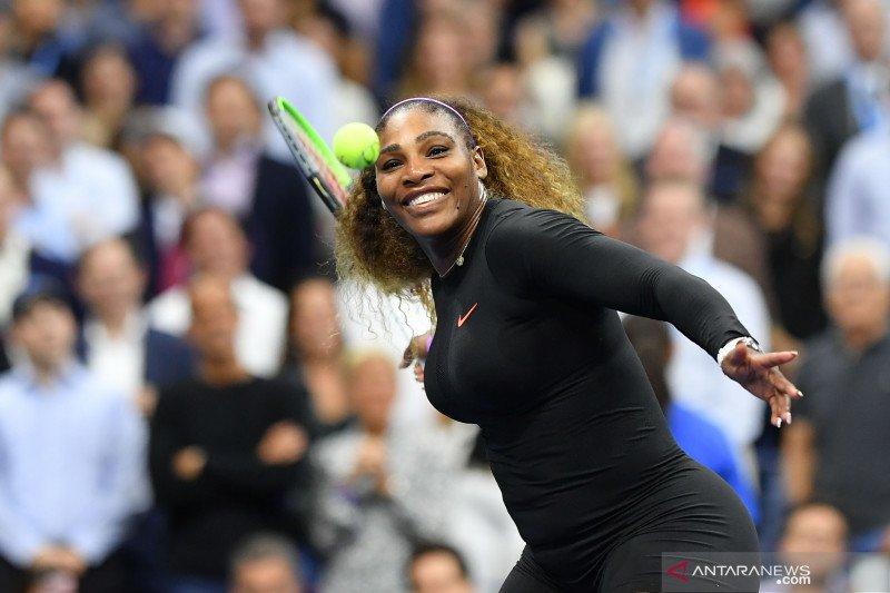 Serena melaju final US Open 2019
