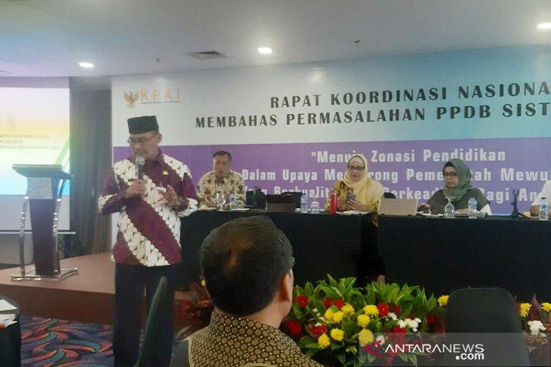Kemendikbud: PPDB DKI Jakarta berdasarkan usia sudah sesuai
