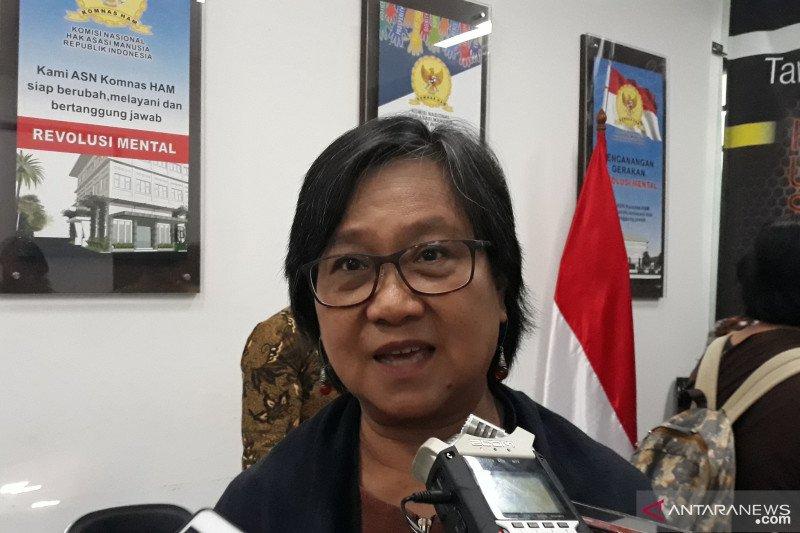 Komnas HAM: RUU Pertanahan tak hadirkan penyelesaian konflik