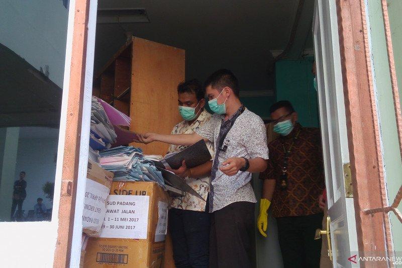 Polisi tetapkan lima tersangka kasus dugaan korupsi alkes RSUD Padang