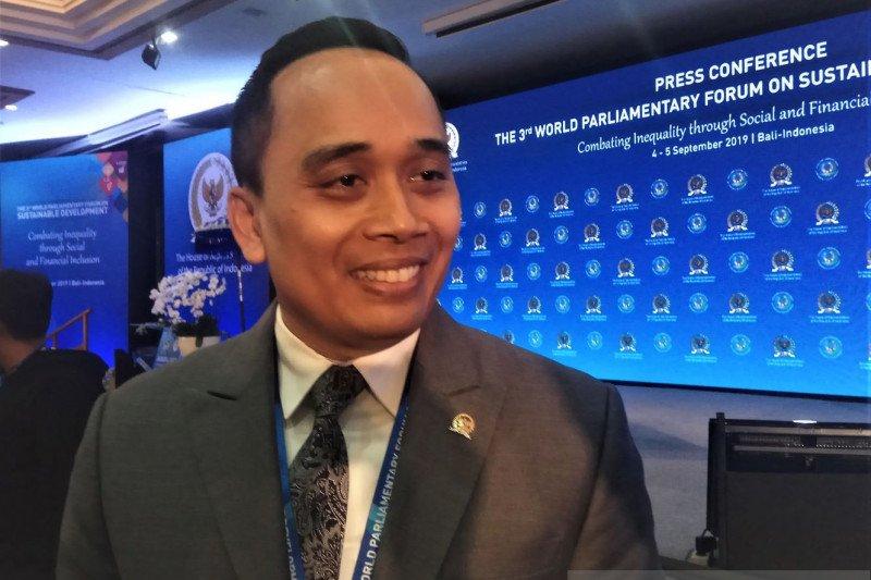 Anggota DPR Supadma: Bali jadi inspirasi dunia implementasi SDGs