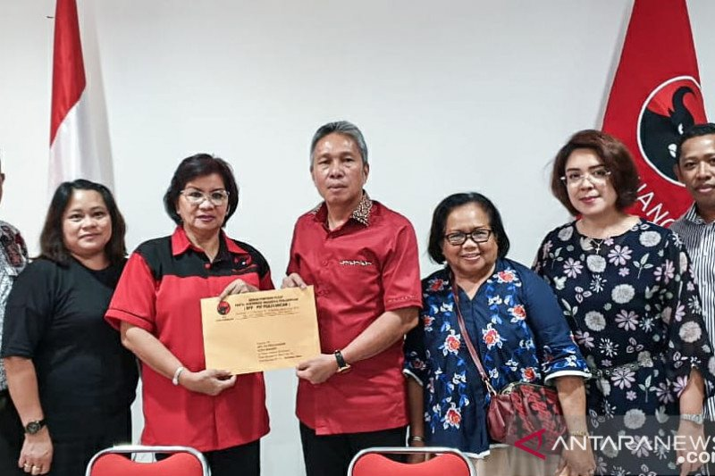 DPP PDIP usulkan Altje Dondokambey ketua definit DPRD Manado