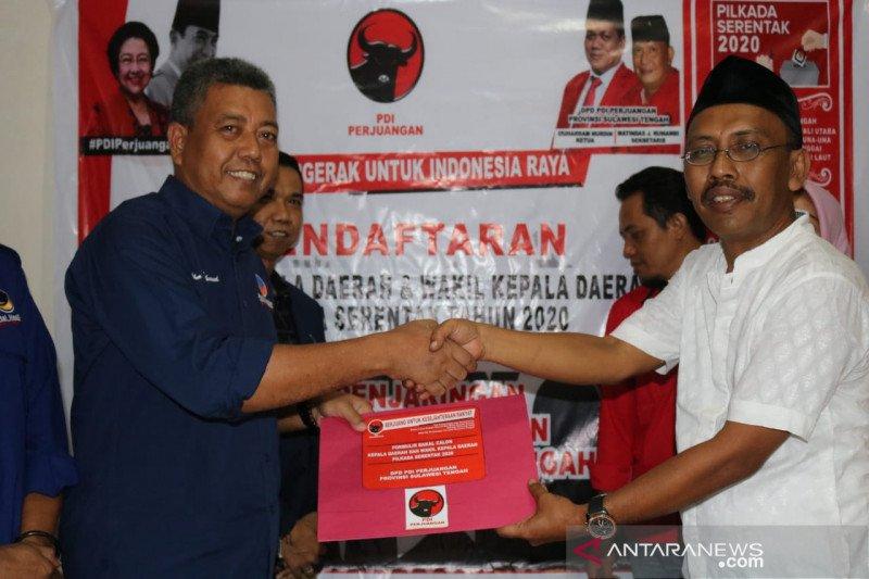 NasDem harap PDIP pengusung utama Ahmad Ali di Pilkada Sulteng