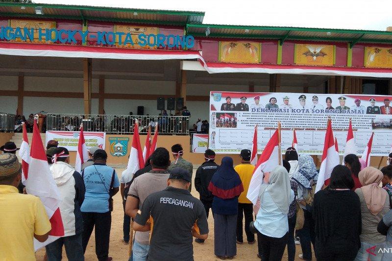 Wali Kota: Pemerintah tidak membuat susah rakyat Papua