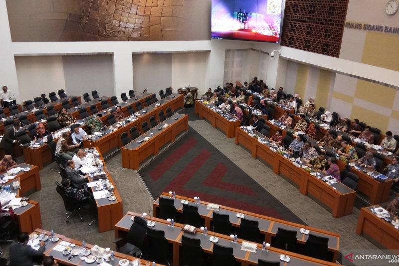 Pemerintah dan DPR sepakati postur sementara RAPBN 2020