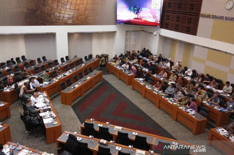 Pemerintah-DPR sepakati postur sementara RAPBN 2020