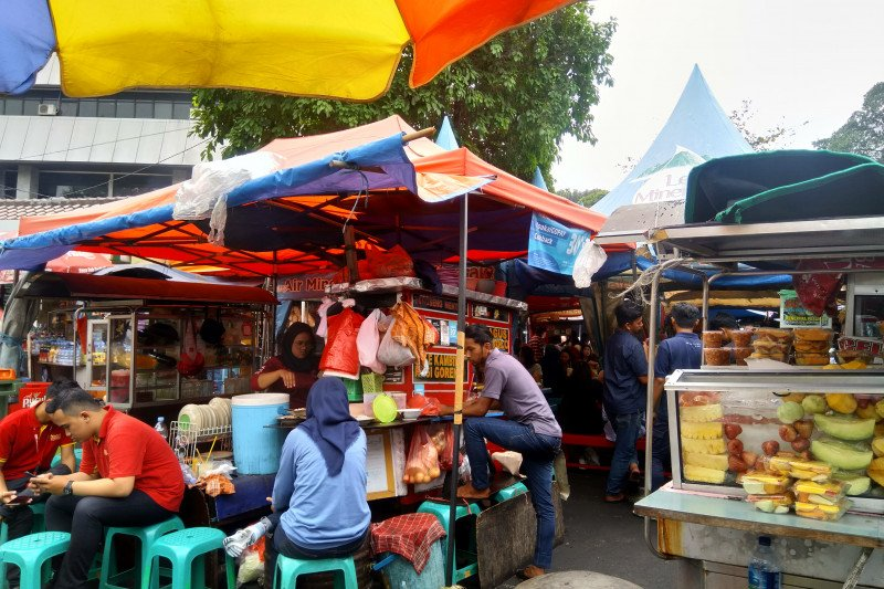 Kuliner Masjid Sunda Kelapa yang dikangeni