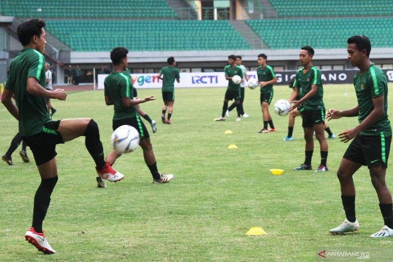 Pelatih timnas U-19 Indonesia tak akan ubah strategi skuat asuhannya
