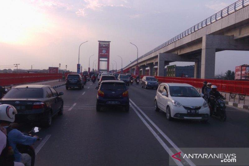 Pemkot Palembang percepat  perbaikan jalan
