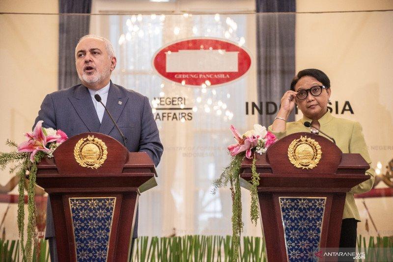 Iran sindir usulan AS untuk perdamaian Israel-Palestina
