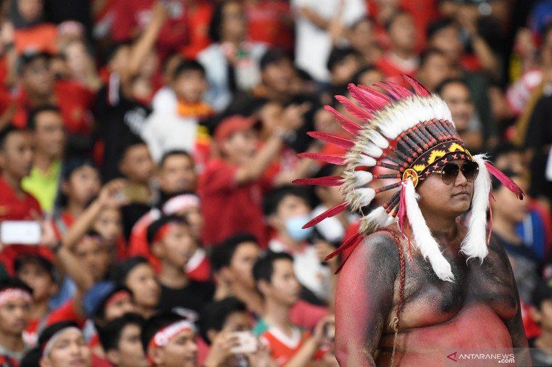 10.000 personel gabungan amankan laga Indonesia-Thailand kualifikasi Piala Dunia