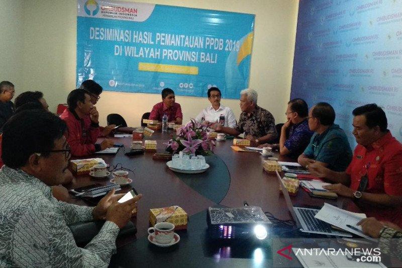 Ombudsman Bali temukan intervensi politik dalam PPDB 2019
