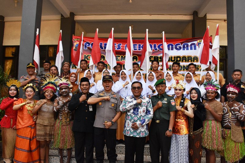 Kabupaten Pekalongan siap jadi rumah kedua bagi siswa asal Papua