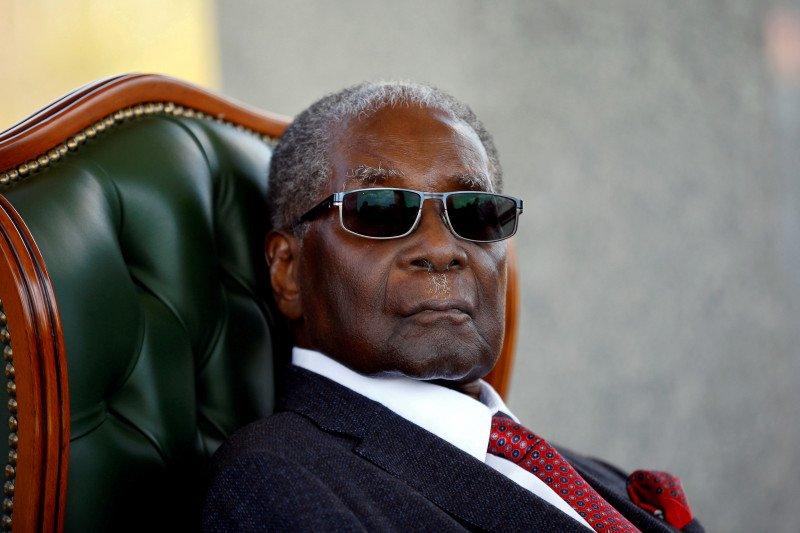 Berikut titik penting sepanjang hidup mantan Presiden Zimbabwe Robert Mugabe