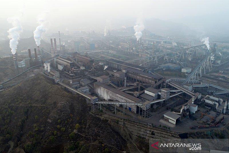 China tahan 95 orang, hukum 2.500 perusahaan terkait kasus lingkungan