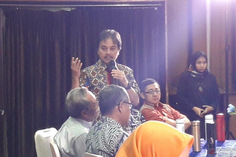 Roy Suryo: Pendidikan mitigasi bencana harus diajarkan sejak dini