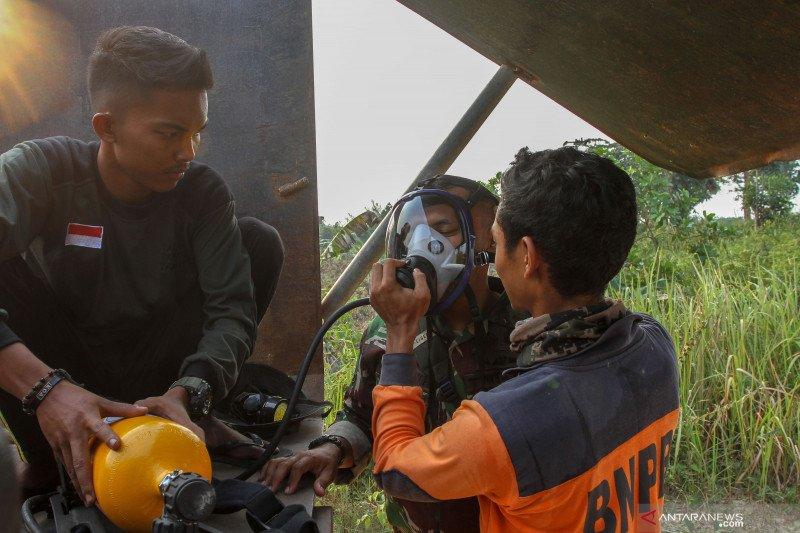 Pemprov Kepri peringatkan masyarakat tidak bakar hutan