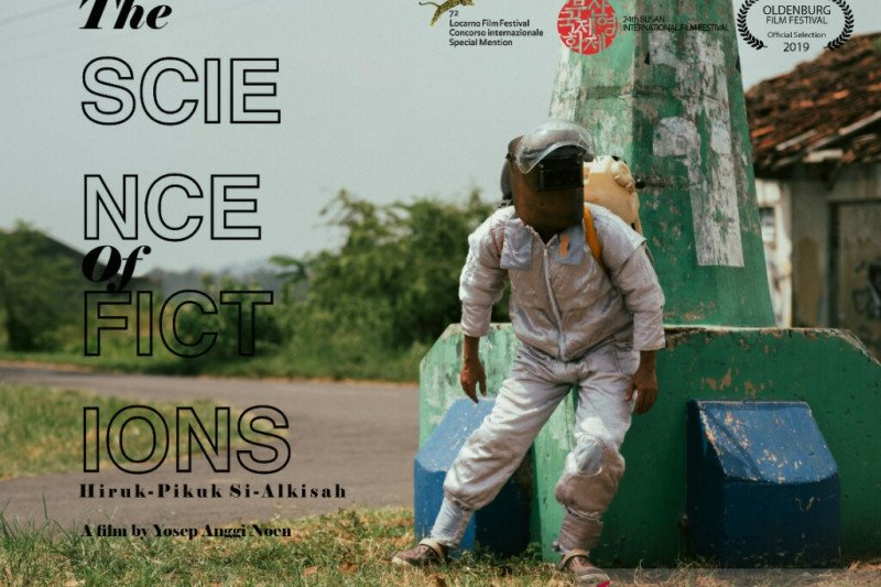 """The Science of Fictions"" karya Yosep Anggi Noen tayang perdana tingkat Asia"