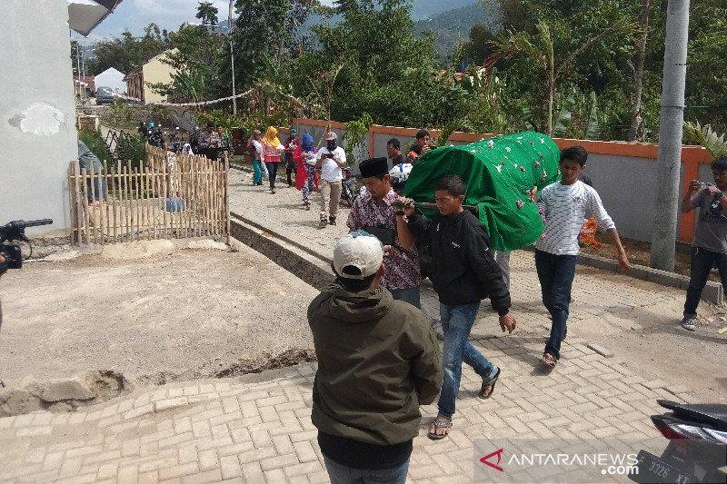 Tersangka kasus video asusila di Garut meninggal dunia