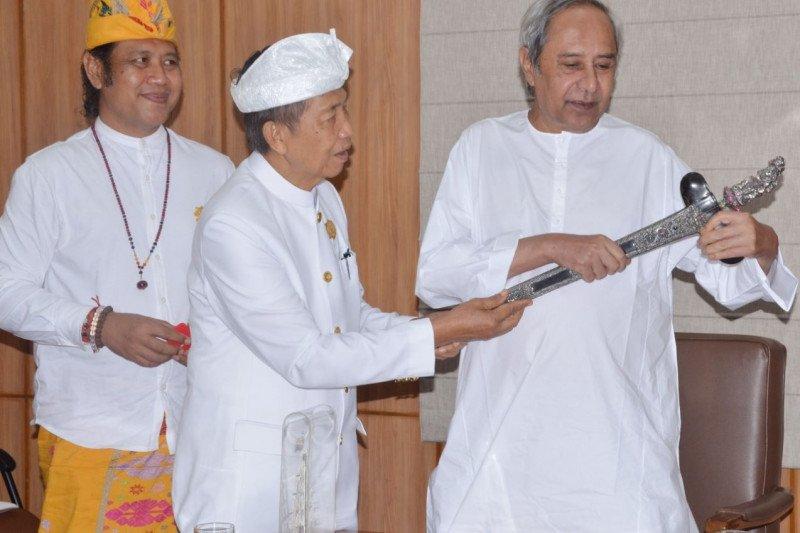 Delegasi WHP berkunjung ke India program