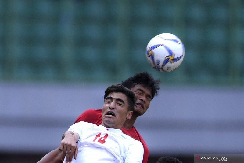 Timnas U-19 Indonesia ditekuk Iran  4-2