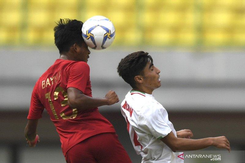 Persib Bandung ikat pemain timnas U-19 Bayu Mohamad Fiqri