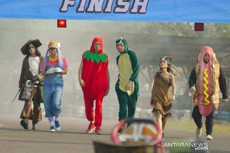 Barasuara tonjolkan sisi humoris dalam video musik terbarunya