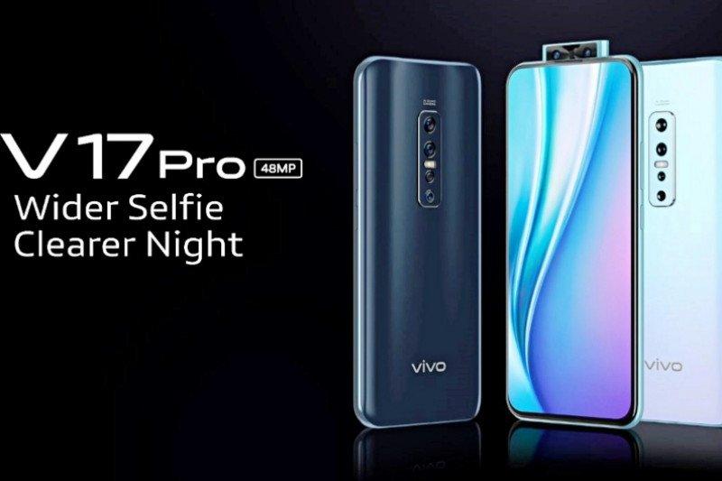 Vivo V17 Pro dibekali dual Pop-Up kamera selfi beresolusi 32MP