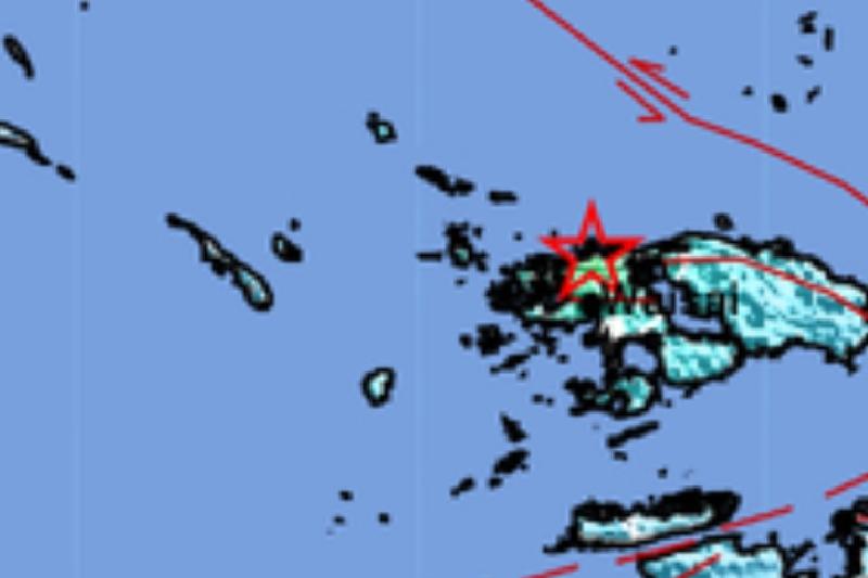 Gempa susulan 4,2 SR guncangan Raja Ampat