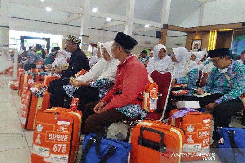 Jamaah haji Debarkasi Surakarta meninggal menjadi 63 orang
