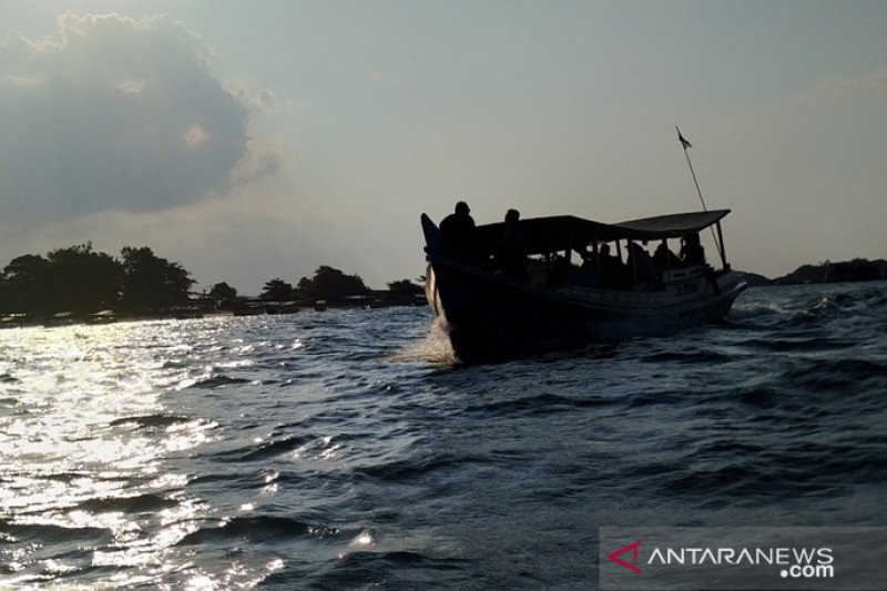 Ribuan hektare lokasi tambang timah di laut Bangka Belitung dihapus