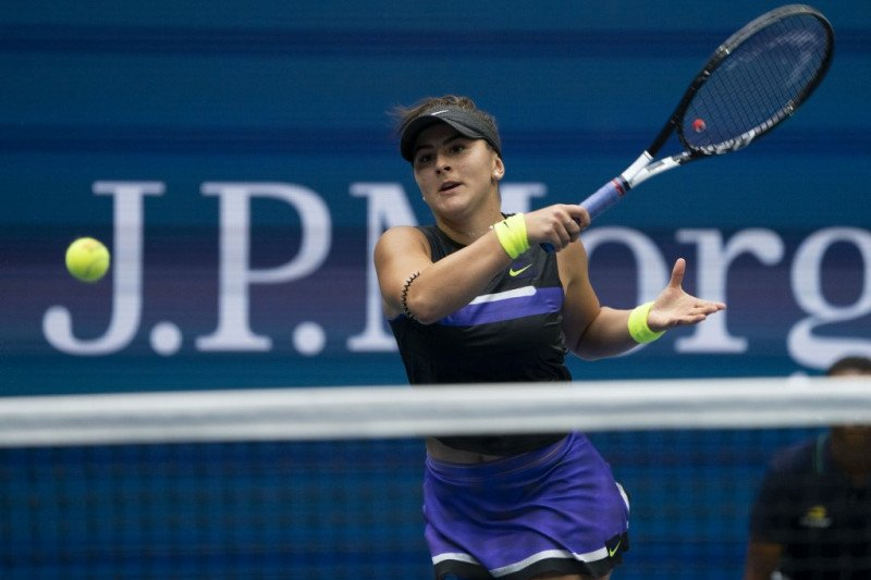 Andreescu jungkirkan Serena untuk juarai US Open